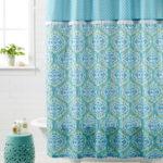 Spade Shower Curtain