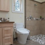 Tile Borders Master Bathroom Ideas