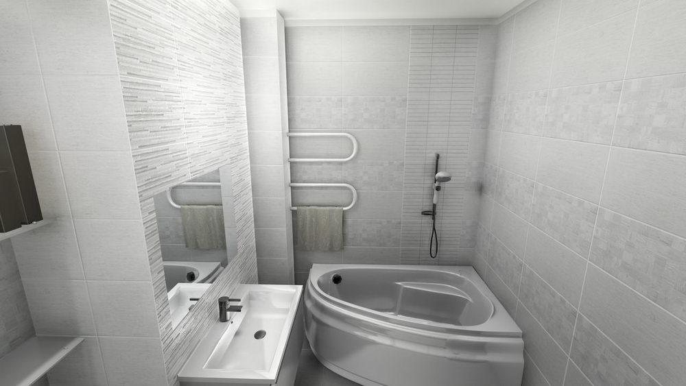 White Tile Bathrooms for Inspiration Ideas