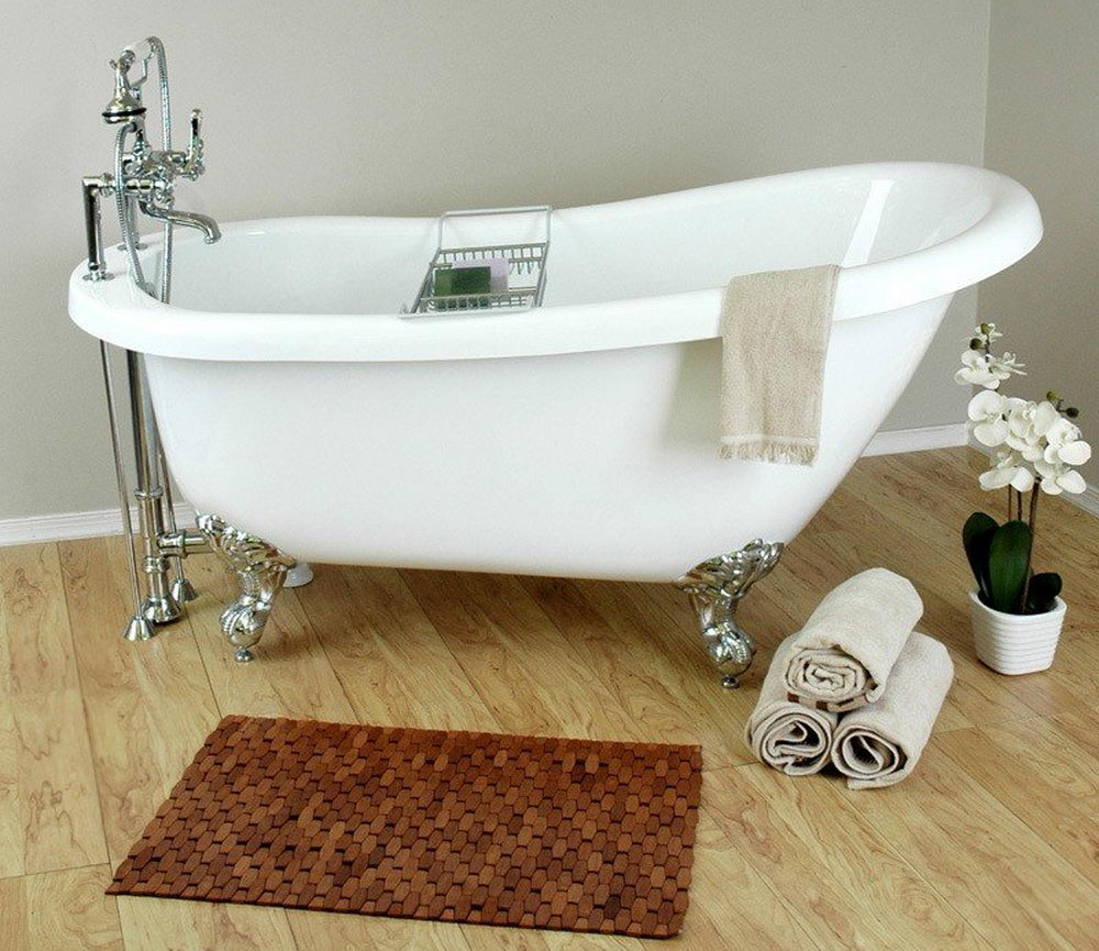 acrylic clawfoot tub package. Acrylic Slipper Clawfoot Tub Package Tips For Buying  DecorIdeasBathroom Com Best