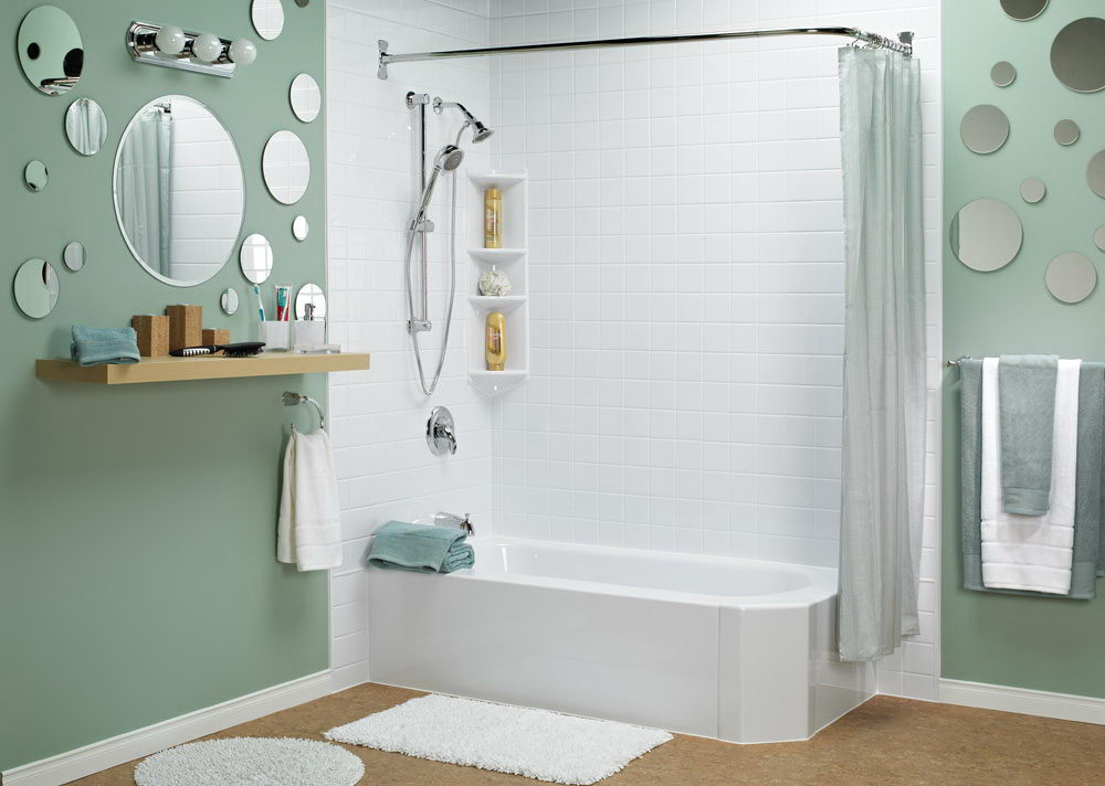 Bathtub with 2 Walls - Things to Consider Before Installing a ...