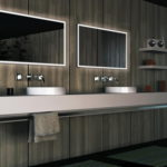 Contemporary Vanity Mirrors For Bathroom
