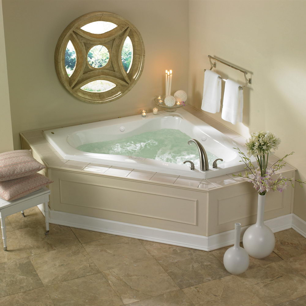 Corner Jacuzzi Tub - Different Types Of Top Modern Bathtubs ...