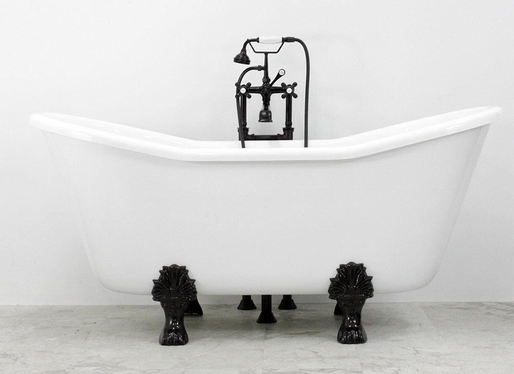 Tips for Buying Acrylic Clawfoot Tub - DecorIdeasBathroom.com | Best ...