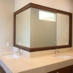 Frame a Bathroom Mirror Kit
