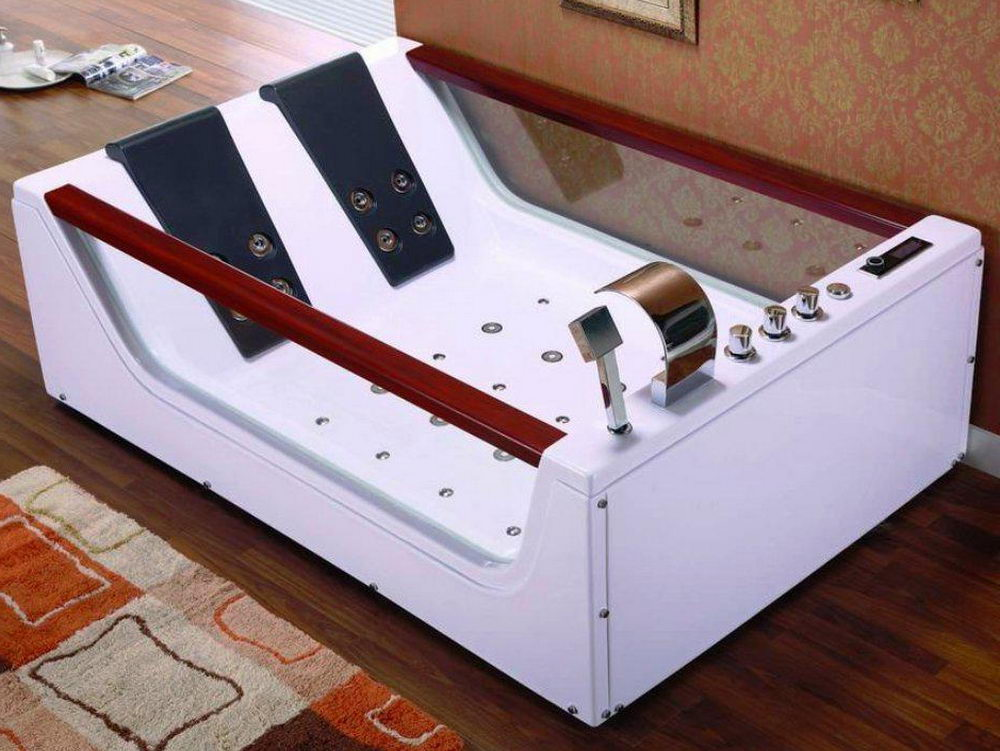 Top Benefits Of The Soaker Tub With Jets U2014 Jetted Clawfoot Bathtub 2 Person