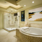 Jetted Tub Decorating Ideas for Bathroom