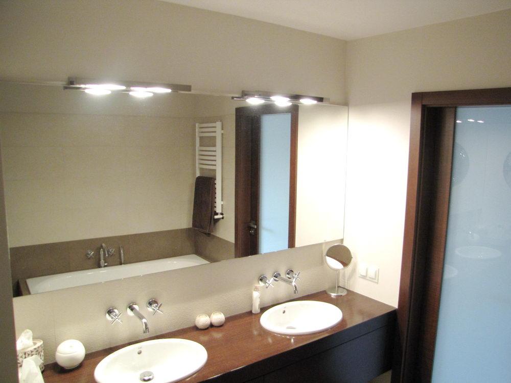Large Bathroom Wall Mirrors