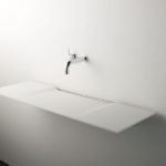 Single Solid Surface Washplane
