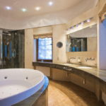 Luxury Bathroom Large Jacuzzi