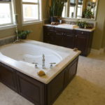 Luxury Oval Soaking Tub