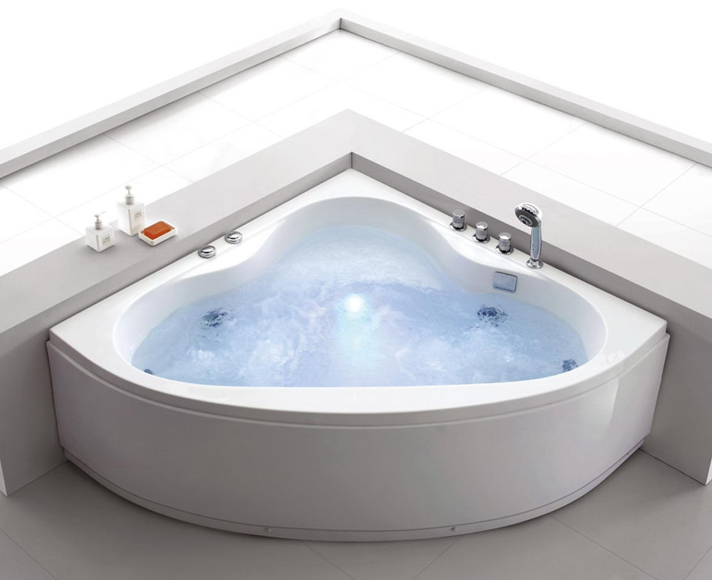 Mini Corner Bathtub - Top Benefits of the Soaker Tub with Jets ...