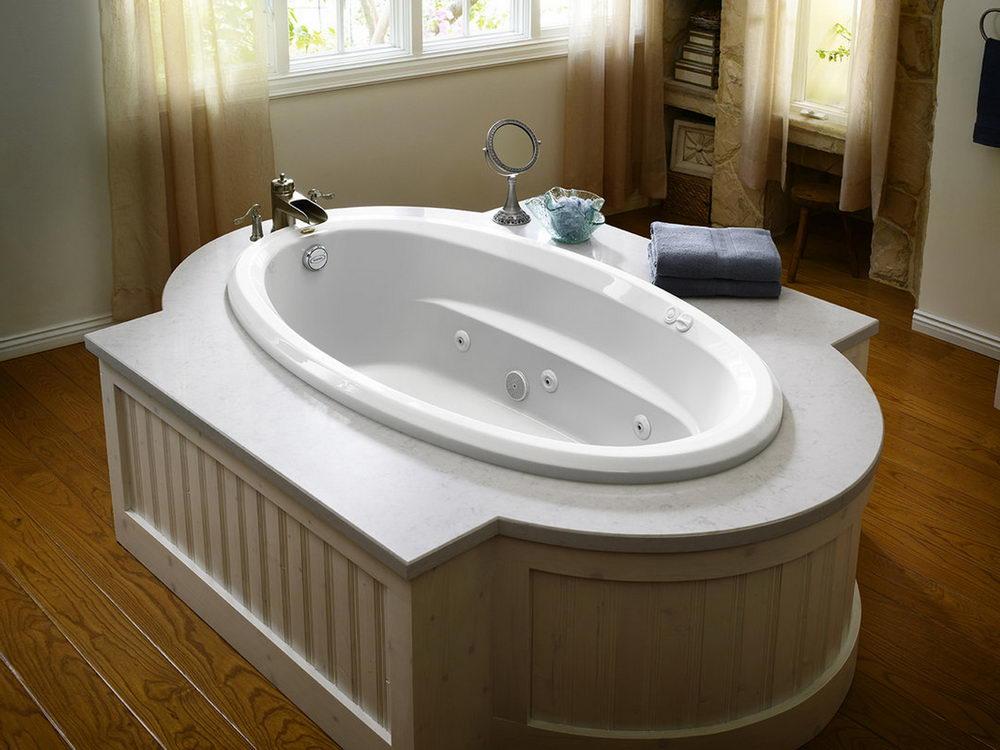 Modern Jacuzzi Tub Bathroom - Different Types Of Top Modern Bathtubs ...