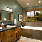 Rustic Frame Bathrooms