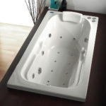 SPA Rectangular Tub