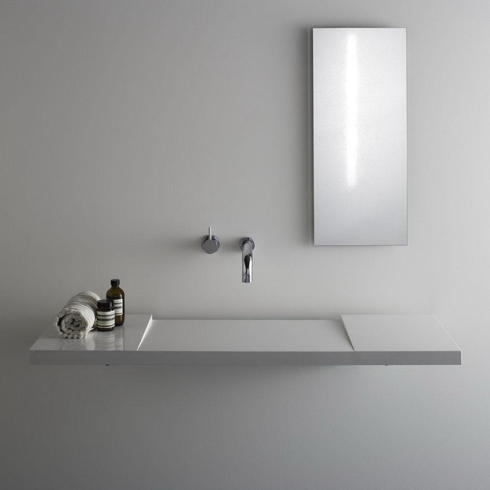 Style Homes Minimalist Bathroom