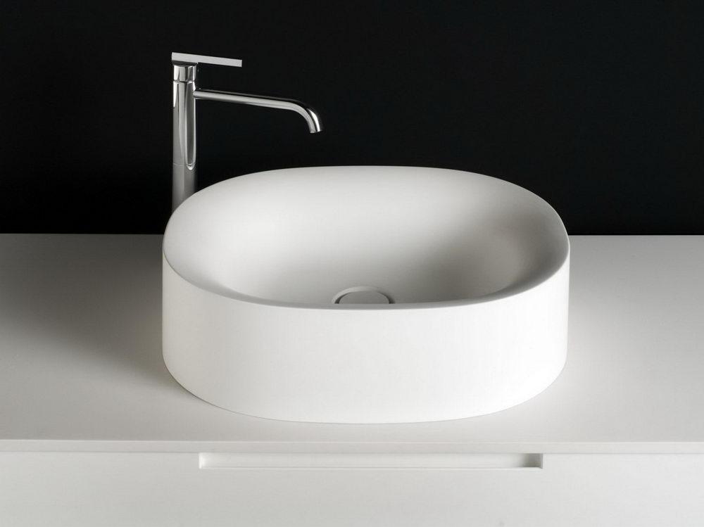 Top Mount Bathroom Sinks