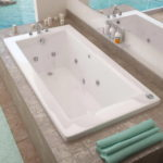 Venetian Dual System Bathtub