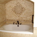 Very Nice Tile Shower and Tub Surround