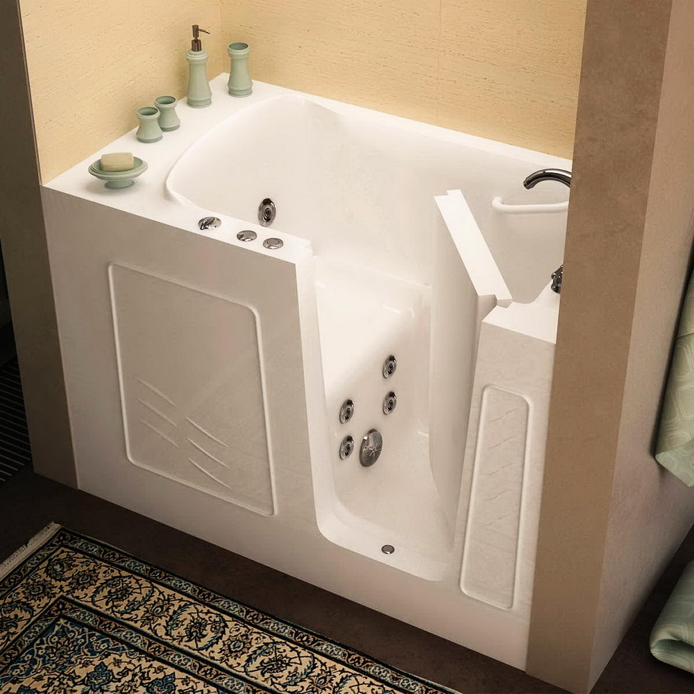 Walk in Jetted Tub