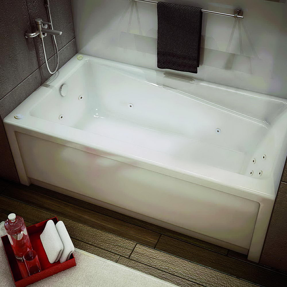 Whirlpool Bathtub with Right Hand Drain - Top Benefits of the Soaker ...