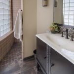 One Piece Bathroom Sink Countertop