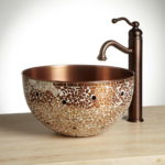 Popular Copper Bathroom Sink