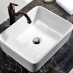 Elegant European Style Design Bathroom Sink