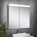 Anti Fog Bathroom Mirror With Light