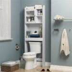 Bathroom Space Saver Shelves