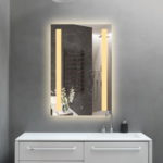 bBst Bathroom Lighted Mirror