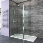 Glass Shower for Wet Rooms