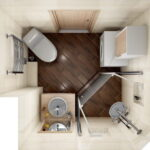Micro Space Cloakroom Suite
