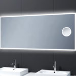 Mirror Provides Decorative Functionality