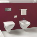 Modern Ceramic Wall Hung Toilet Bowl