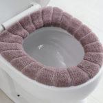 Pumpkin Pattern Toilet Seat Mat