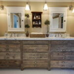Bathroom Vanity Cabinets Used