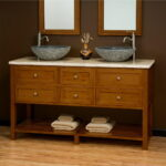 Inspirational Rectangular Top Vanity