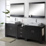 Double Sink Bathroom Vanity Units