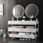 Double Vanity Sink Interior Design