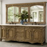 Fascinating Bathroom Country Cabinet Ideas