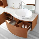 Floating Sink Cabinets and Bathroom Vanity