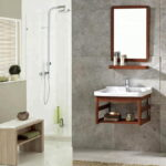 Floating Wall Mount Single Bathroom Vanity