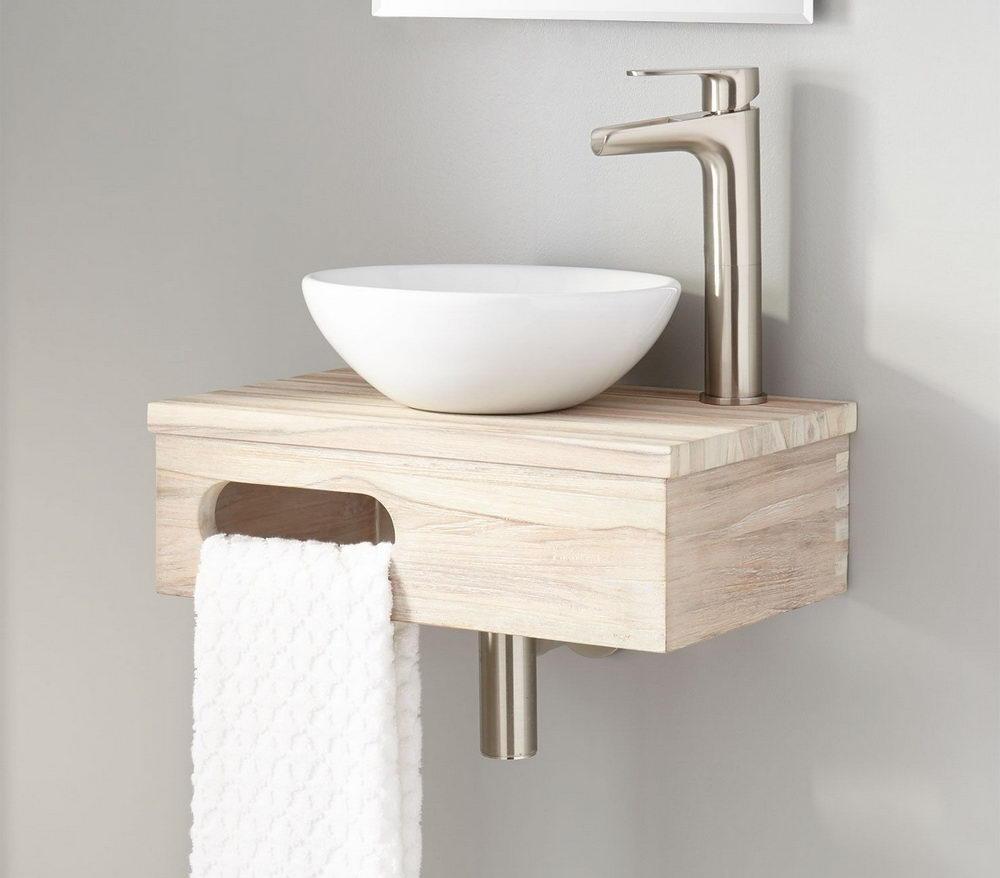 Narrow Bathroom Vanities Helps In Maximizing Small Bathroom Spaces Decorideasbathroom Com Best Bath Ideas