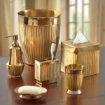Gold Bathroom Sets
