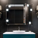 Ideas Cabinets Design with Lights