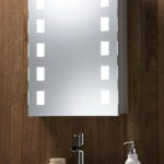 Illuminated Bathroom Mirror Cabinet