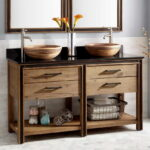 Vanities with Tops Portrait