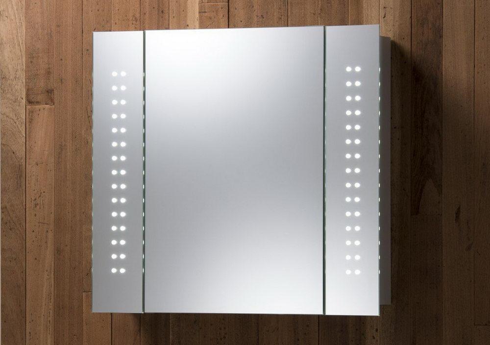LED Dot Cabinets Bathroom