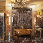 Luxury Gold Bathroom